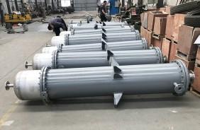 内蒙碳钢列管换热器