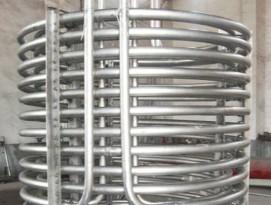 钛合金列管换热器